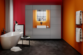 Na 5 interiérů budou představena různá nábytková řešení – tradiční a hlavně ty netradiční, která pomohou díky použitému kování například při řešení malých prostor v bytě nebo s organizací osobních věcí
