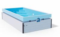 Technologie bazénu rady Benefit nabízí v tomto ohledu velkou výhodu