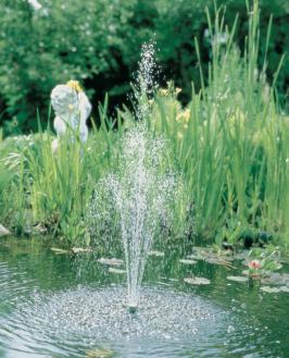 Zahradní jezírko (Zdroj: Hornbach)