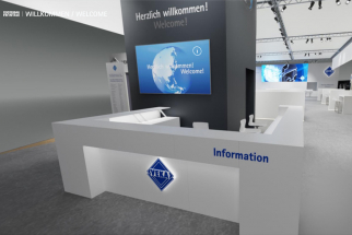 Produktové novinky VEKA zákazníkům představuje prostřednictvím virtuálního stánku (Zdroj: VEKA)