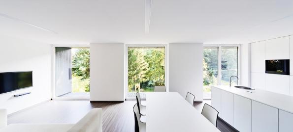 Nové technologie zdokonalují izolační schopnost oken. Jednu z hlavních rolí hraje typ a konstrukce zasklení. (Zdroj: Internorm)
