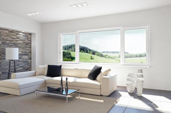Plastová okna mají vynikající vlastnosti, jsou snadno udržovatelná, mají nízkou vodivost a odolávají vlhkosti i vodě. (Zdroj: Internorm)