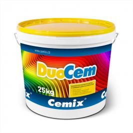 Tenkovrstvá omítka Cemix DuoCem v balení po 25 kg (Zdroj: Cemix)