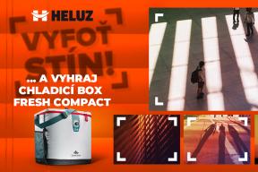 """Společnost HELUZ opět hledá fotku, která """"zastíní všechny ostatní"""". Ke Dni stínicí techniky (16. května) vyhlásila soutěž """"Vyfoť stín"""", tentokrát o chladicí box Fresh Compact. (Zdroj: HELUZ)"""