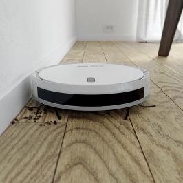 Sací síla a přesnost kartáčů na čištění okrajů ROBO vám umožní odstranit i ty nejmenší částečky, jako jsou drobky nebo zvířecí chlupy. Vzduch v domě však nebude obsahovat ani žádné alergeny či malé roztoče (Zdroj: BEAM)