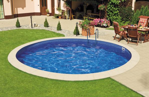 Bazén Ibiza Family - kruh