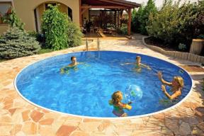 Bazén Azuro Vario V1