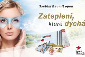 Baumit open – Zateplení, které dýchá
