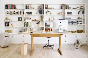 Funkční doplňky do pracovny (OYOY) v minimalistickém stylu, prodává www.bellarose.cz