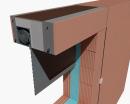 PŘEKLAD HELUZ FAMILY 3in1 nosný s variabilním prostorem pro venkovní stínicí techniku