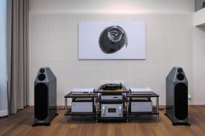 Příklad použití děrovaných desek Knauf Cleaneo v akustické předstěně (zdroj: Knauf)
