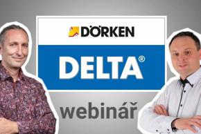 Společnost Dörken připravila na pátek 19.června od 10 hodin další zwebinářů, tentokrát zaměřený na praktické využití plošných drenáží DELTA pro odvodnění ozeleněných střech, parkovacích ploch ikonstrukcí podzemních stěn