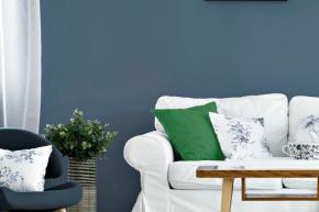 Prémiová řada interiérových barev Primalex Essence se může pochlubit elegantní barevnou paletou 42 odstínů (PRIMALEX)