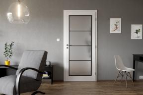 Interiérové dveře CLARA MASONITE s 3vrstvým HQ lakem