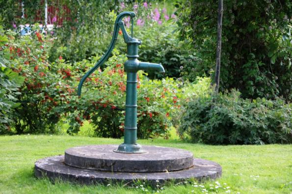 Pumpa - ilustrační obrázek
