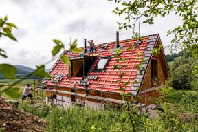 Český soběstačný dům (foto: Petr Toman)