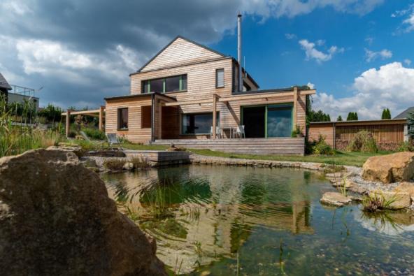 Rodinný dům v Kytíně (foto: Martin Zeman - DAtelier)