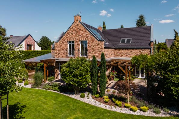 Rodinný dům vanglickém stylu