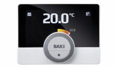 Inteligentní wi-fitermostat Baxi Mago a jeho bezplatná aplikace vám umožní komunikovat s topným systémem kdekoli a kdykoli z vašeho smartphonu nebo tabletu (BAXI)