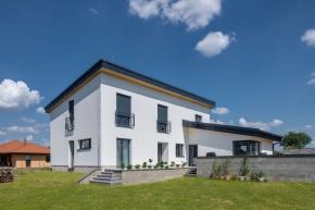 Rodinný dům Myslkovice (foto: Tomáš Dittrich)