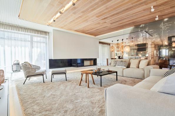Interiéry rodinného domu v Průhonicích, ATELIER KUNC architects