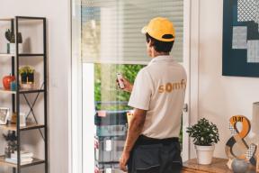 Bezdrátové technologie SOMFY jsou naprosto spolehlivé a bezpečné, a kromě toho nabízejí mnohem širší možnosti, než kabelové instalace (zdroj: SOMFY)