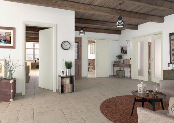 Vyššího akustického komfortu docílíte mimo jiné i správným výběrem a bezchybnou montáží oken a dveří (VEKRA)