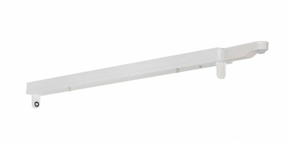 Přisazené svítidlo LEDVANCE Linear Housing 1xTube UVC Sensor White s pojistným pohybovým sensorem. Zdroj: LEDVANCE