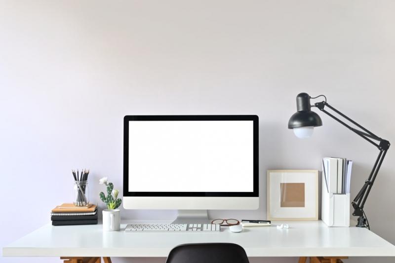 Jak zařídit home office v minimalistickém stylu