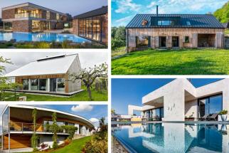 To nejlepší z redakčních návštěv: TOP 10 rodinných domů roku 2020