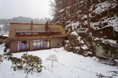 Dům v Českém ráji - původní stav