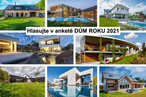 DŮM ROKU 2021: Vybírejte nejhezčí domy ve čtyřech kategoriích