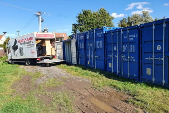 Skladovací kontejnery představují zcela ekologickou variantu uskladnění