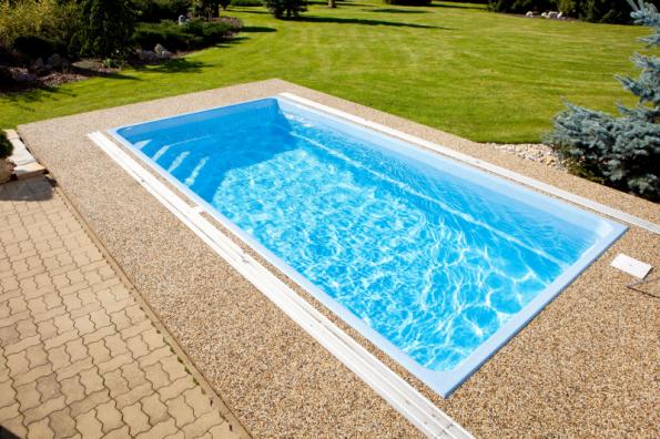 Keramický bazén Compact, typ Ametyst (zdroj: Mountfield)
