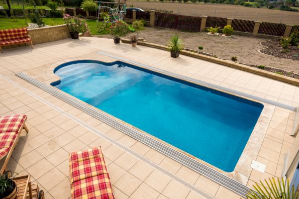 Design-kompozitní bazén Métropole, typ Monaco (zdroj: Mountfield)
