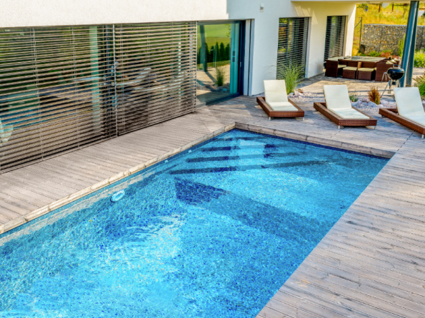 Stavebnicový bazén řady Mercury, model Porto (zdroj: Mountfield)