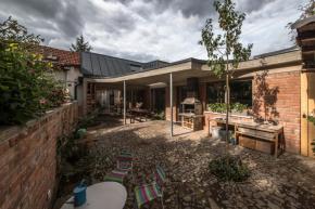 Rekonstrukce rodinného domu vbývalé dělnické kolonii