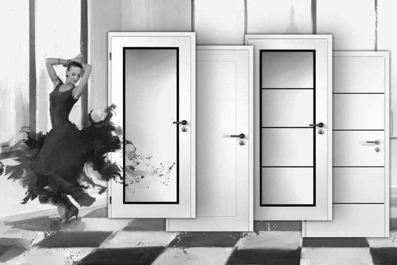 SOUTĚŽ: Hrajte o sadu interiérových dveří MASONITE s 3vrstvým HQ lakem