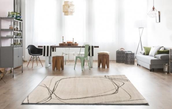 Koberec patří mezi nejvýraznější prvky pokoje. Zaměřte se na barvu, materiál i délku chlupu
