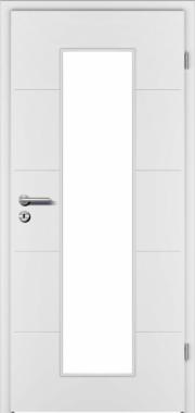 Interiérové dveře ELEMENT s prosklením (VEKRA)