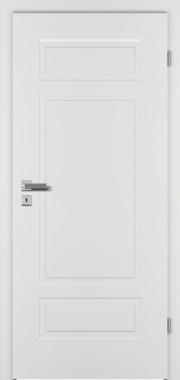 Interiérové dveře QUADRIO s frézovanými kazetami (VEKRA)
