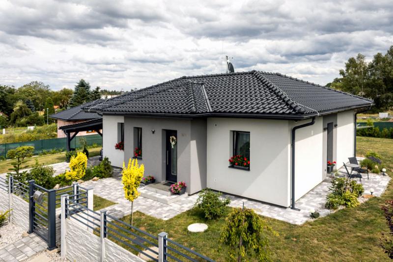 KATALOGOVÁ NABÍDKA DOMŮ 2021: e4 domy Wienerberger