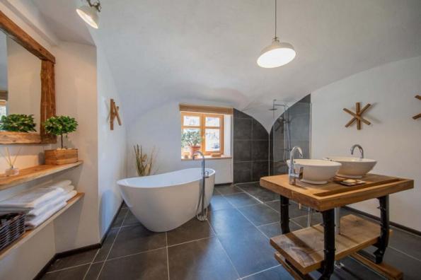 Luxusní koupelna (zdroj: Trevor.cz)