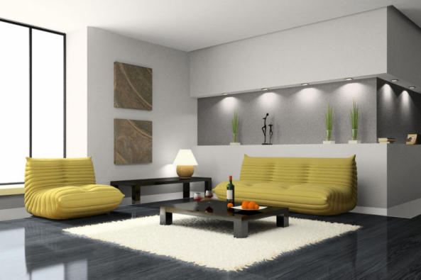 Obývací pokoj (zdroj: JUB)