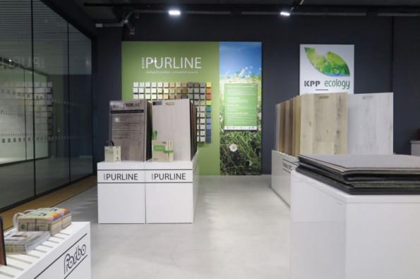 Nový showroom KPP v Parku Poděbradská ve Vysočanech (zdroj: KPP)