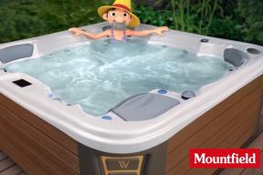 Mountfield -  Posezonní výprodej i na všechny akrylátové vířivky