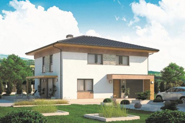 Dům Galileo 2 (zdroj: Ekonomické stavby)
