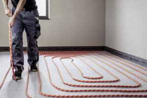 Podlahové vytápění REHAU