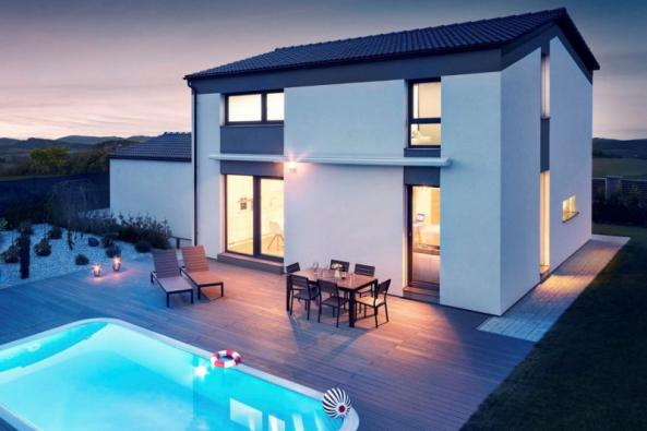 Ideal City představuje moderní, úsporné a výhodné bydlení i pro opravdu velkou rodinu