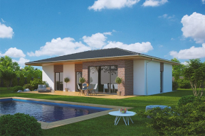 Dům Lucie 6B (zdroj: Ekonomické stavby)